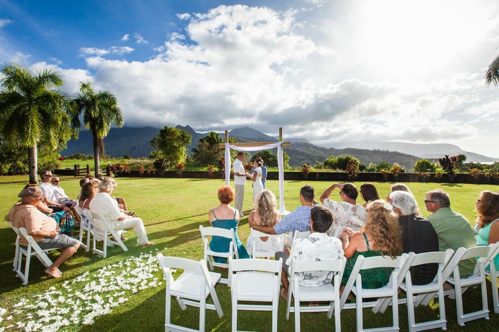 Weddings On Kauai